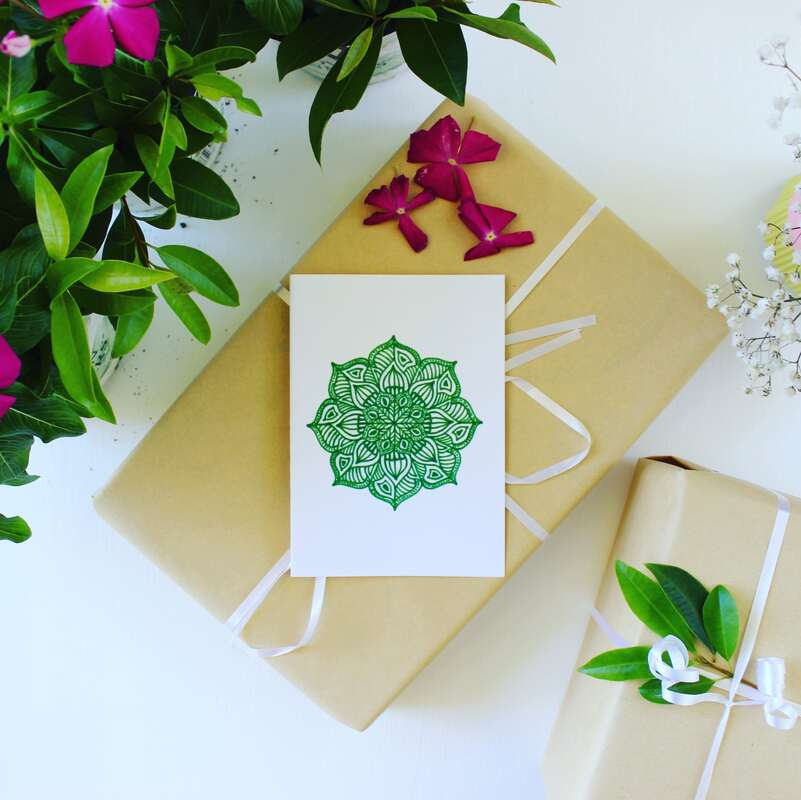 Creative gift card and gift ideas that are eco-friendly