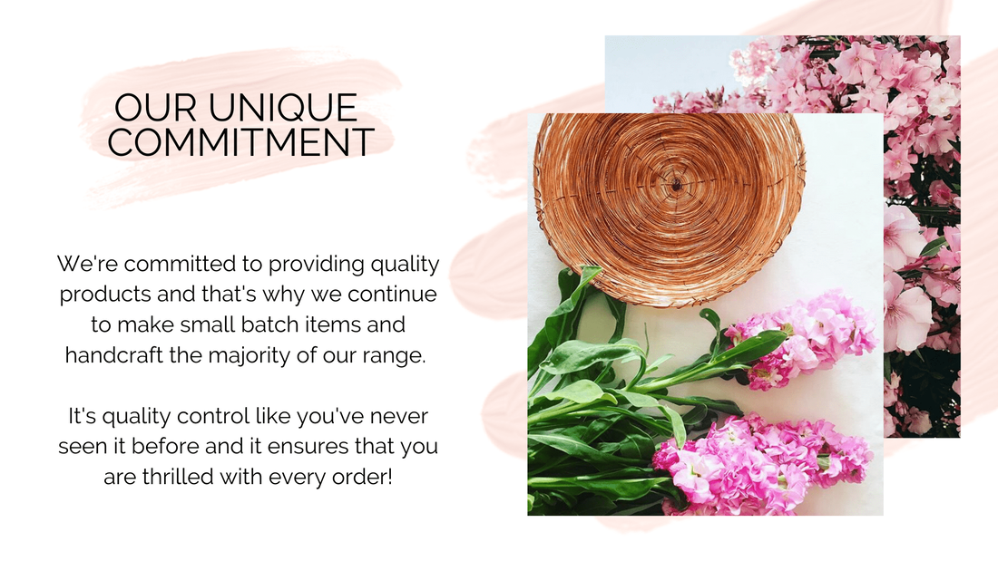 Our commitment to sustainability, ethicality and the environment through the sales of our unique, mandala plates