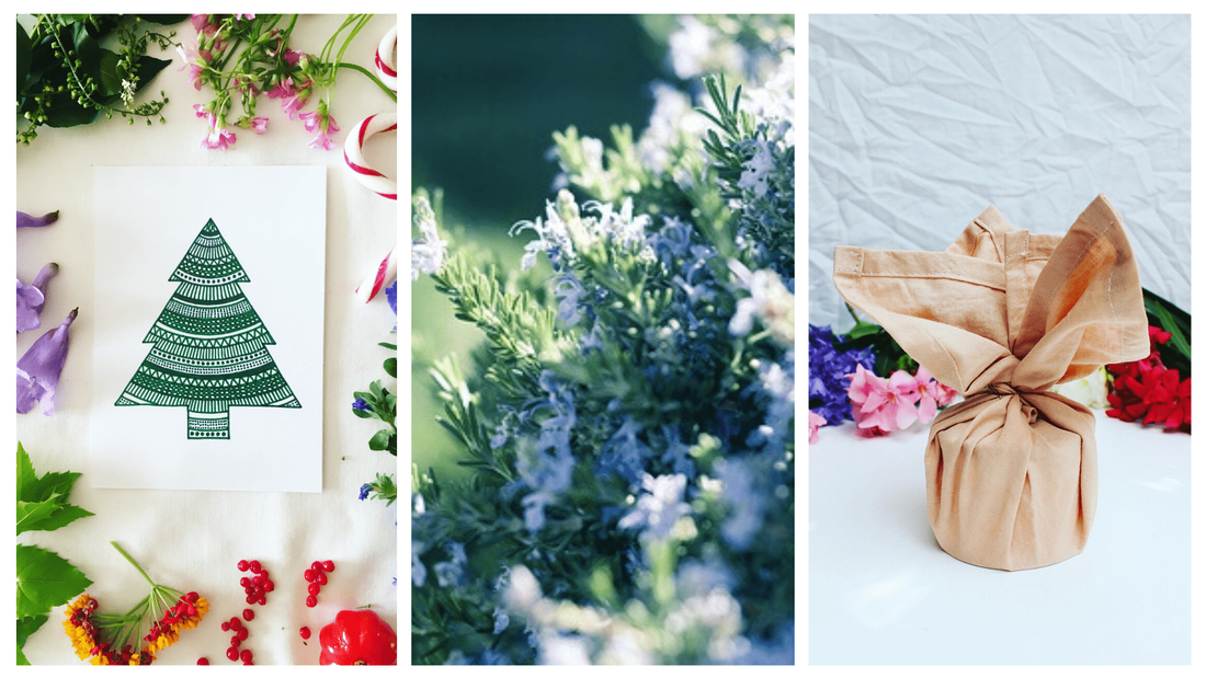 Beautiful and eco-friendly Christmas gifts